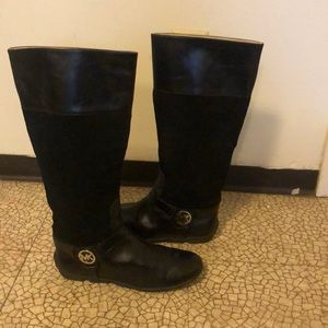 MK riding boots size 8